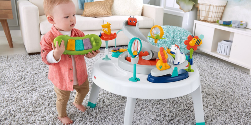 Fisher-Price 3-in-1 Activity Center Just $69.98 at Sam's Club (Regularly $100)