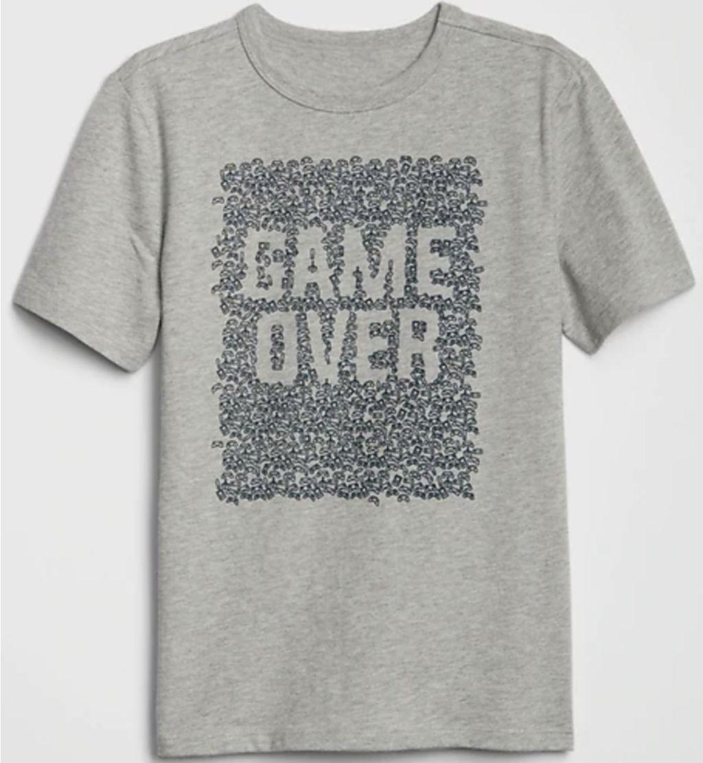 gap boys tshirt
