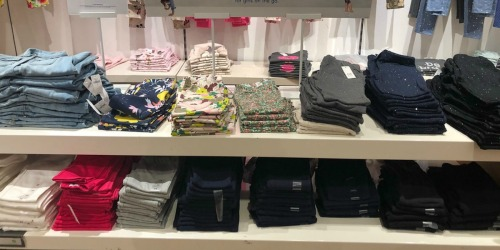 Up to 80% Off GAP Apparel for the Family