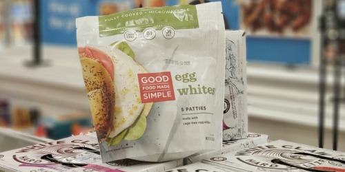 30% Off Good Food Made Simple Breakfast Foods at Target
