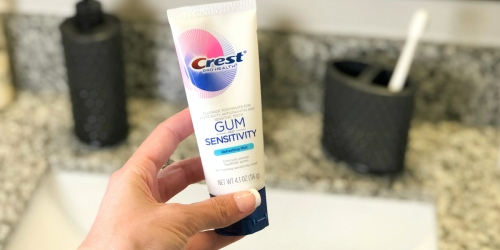 High Value $2/1 Crest Pro-Health Gum and Sensitivity Toothpaste Coupon