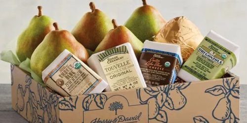 Harry & David Organic Rogue Valley Gift Box Only $39.99 (Regularly $90) | Great Gift Idea