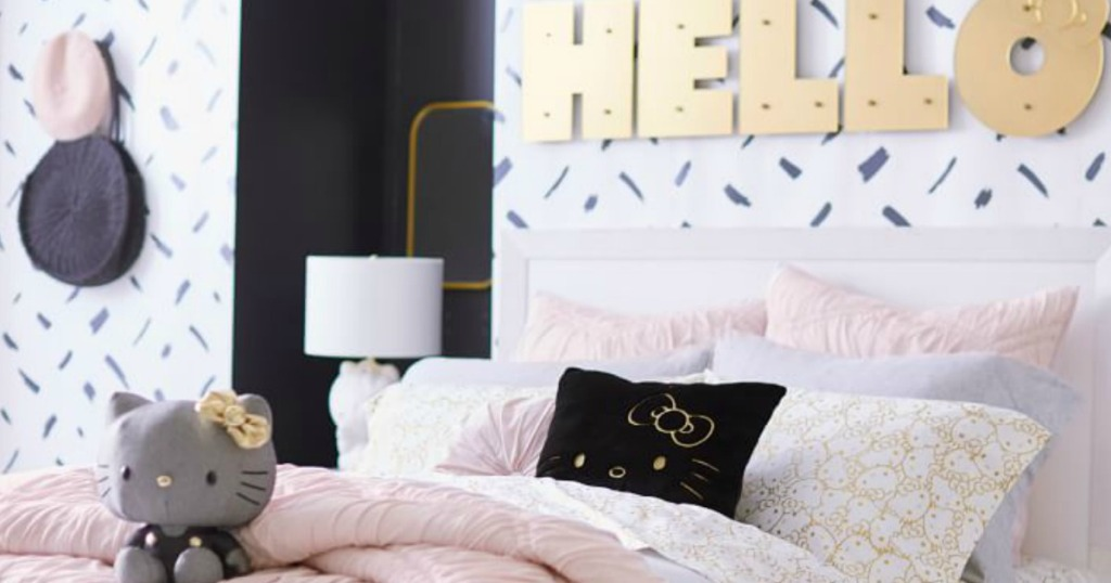 Up to 50 off hello kitty items at pottery barn teen - Pottery barn hello kitty ...