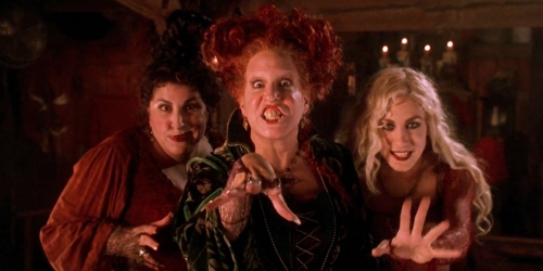 Disney's Hocus Pocus 25th Anniversary Edition Blu-ray + Digital Only $9.99 (Regularly $20)