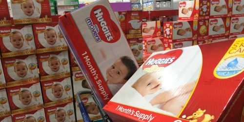 How to Score $15 Off Diapers, Laundry Detergent, Bath Tissues & More at Sam's Club