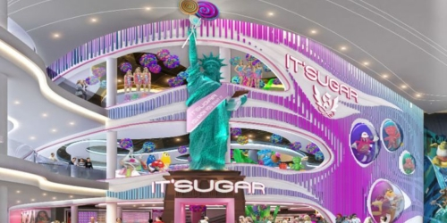 The World's First 3-Story Candy Store is Coming to New Jersey   Over 10,000 Candy Choices