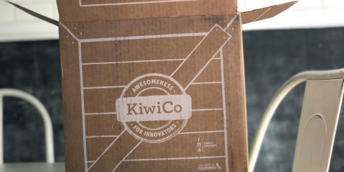 50% Off Your First KiwiCo Crate (Fun Craft Box for Kids of All Ages)
