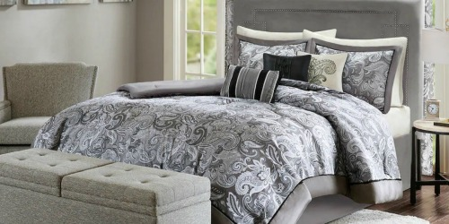 Kohl's Cardholders | Madison Park 7-Piece Comforter as Low as $27.99 Shipped (Regularly $200)