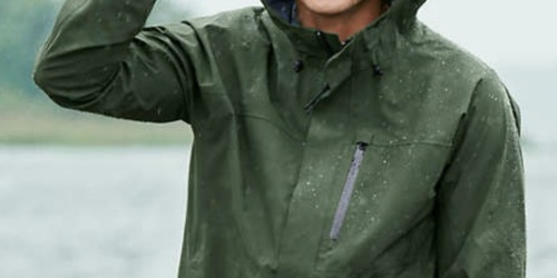 Lands' End Men's Waterproof Jacket as Low as $38.50 Shipped (Regularly $100)