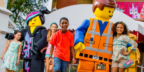 LEGOLAND California 3-Day Hopper Ticket Just $79.99 (Regularly $110)