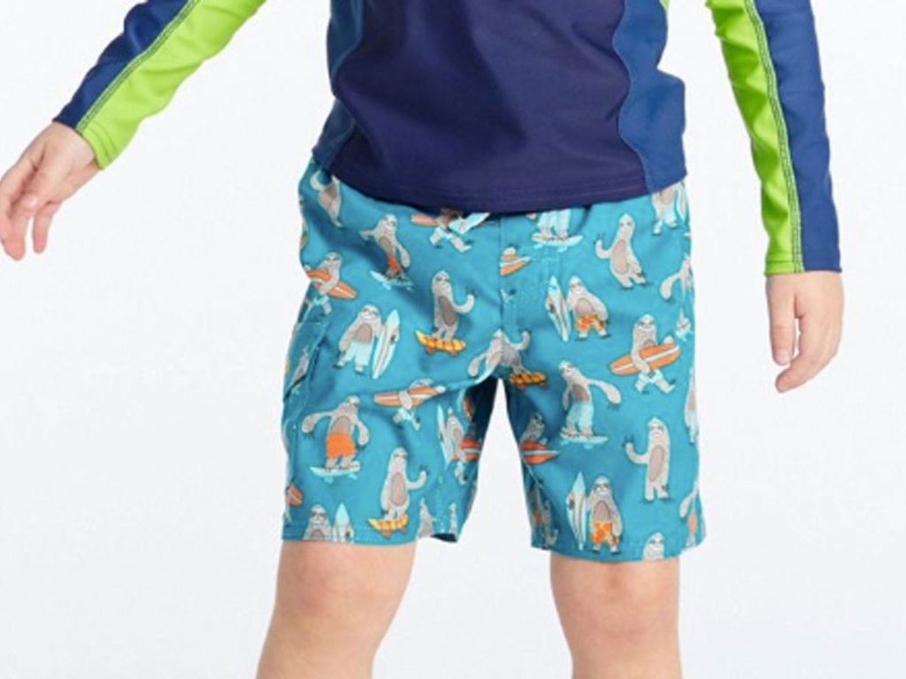 toddler swim shorts