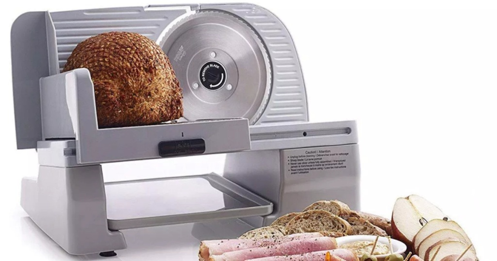 Chefs Choice Meat Slicer