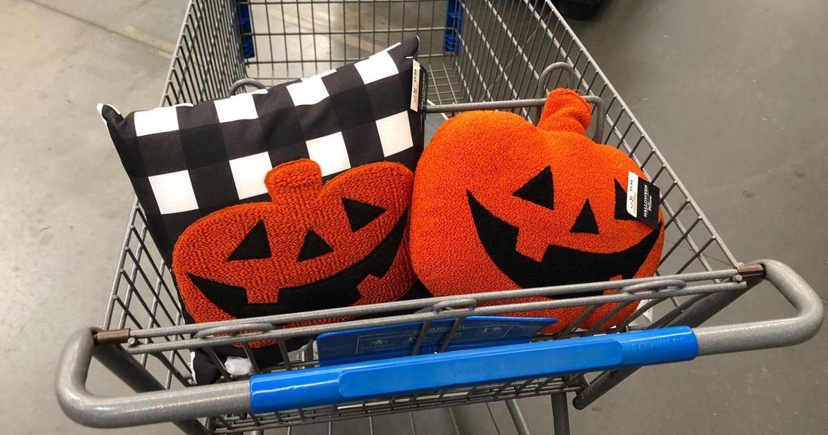 Halloween & Fall Home Decor Pillows Only $5.94 At Walmart