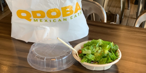 Score 20% Off QDOBA Purchase w/ Online or App Order