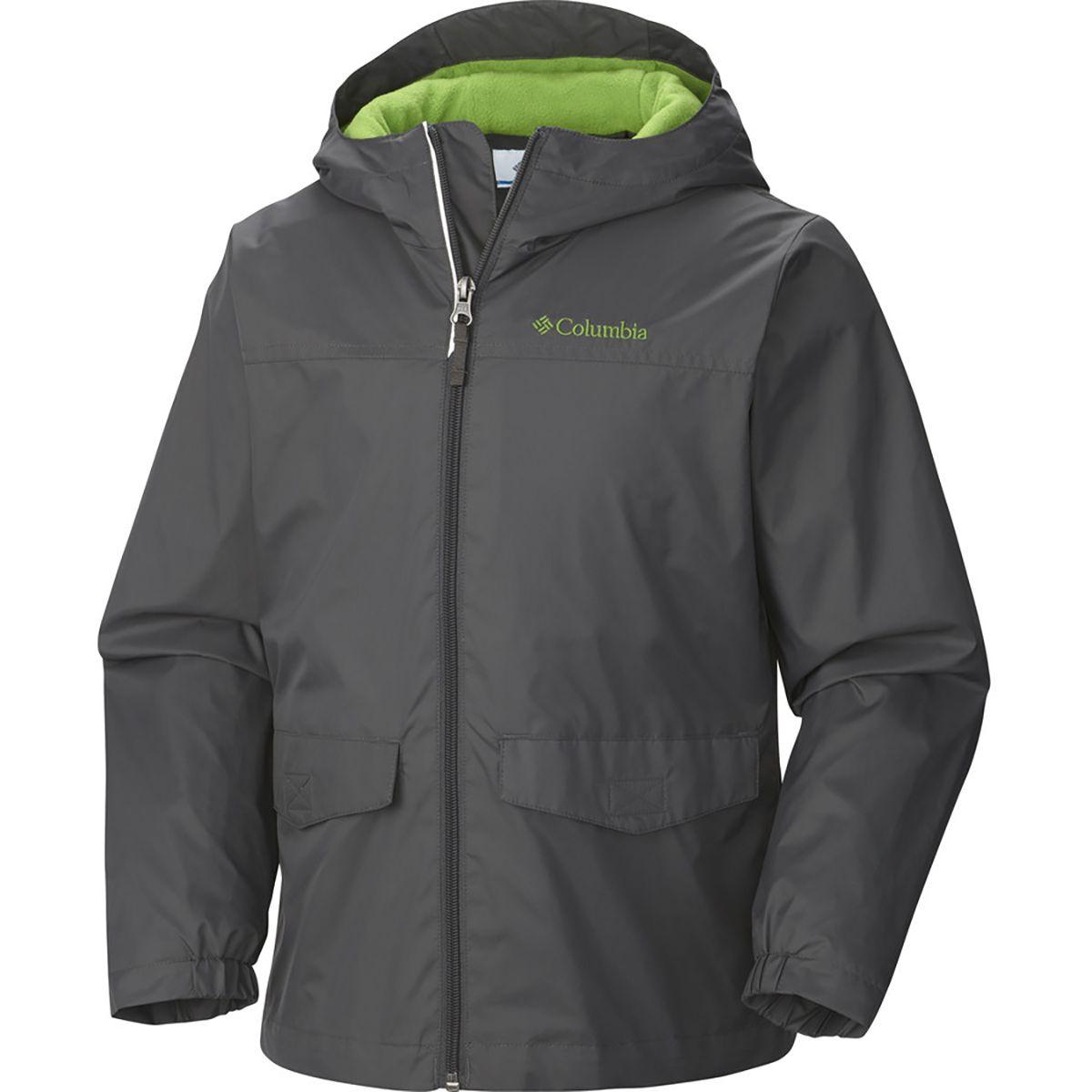 Columbia Boy's rainzilla jacket