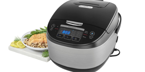 Insignia 20-Cup Rice Cooker Only $29.99 at Best Buy (Regularly $100) | Highly-Rated