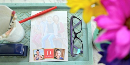 Shutterfly Notepads Only $5.99 Shipped (Regularly $15) | Great Teacher Gift Idea