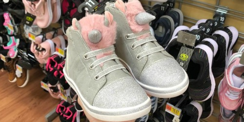 New & Trendy Girls Shoes and Boots for Fall at Walmart