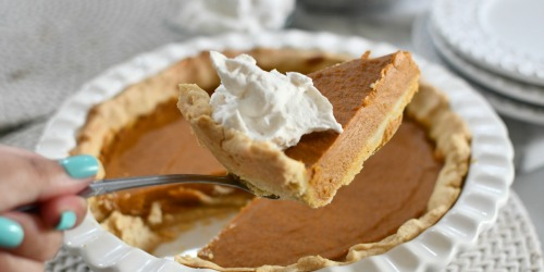 Easy Vegan Pumpkin Pie Recipe (It's Gluten-Free, Too!)