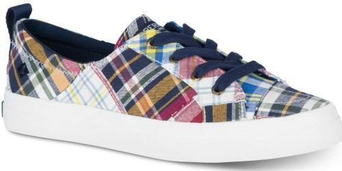 Sperry Women's Memory Foam Sneakers Just $25.93 at Macy's (Regularly $60)