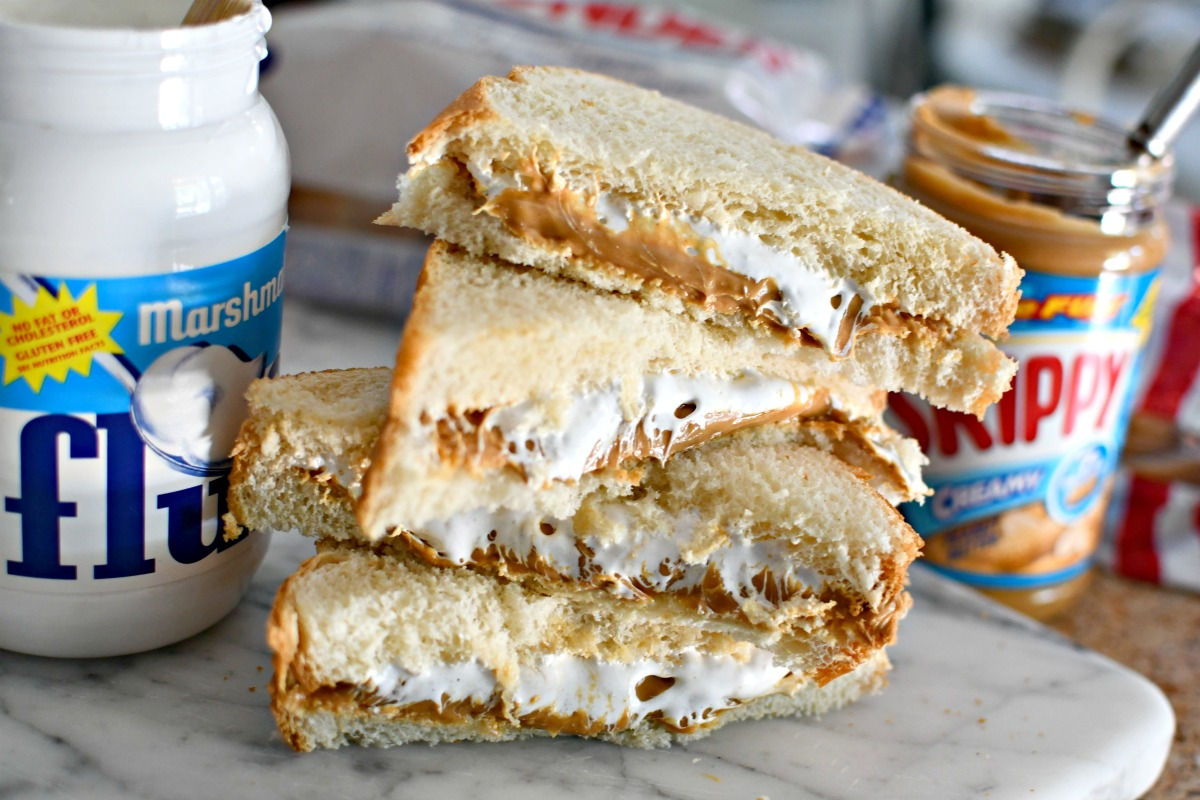 stacked nutterbutter sandwiches