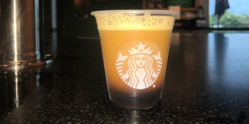 How to Score a FREE Starbucks Nitro Cold Brew Shot on August 2nd