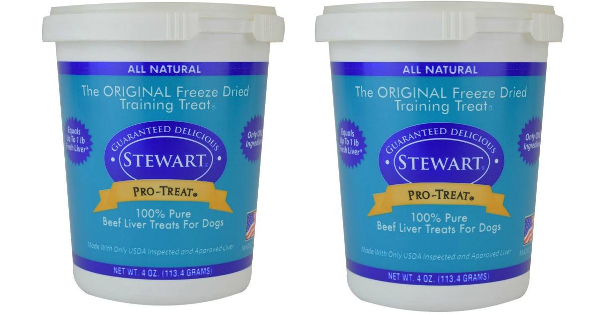 stewart liver treats