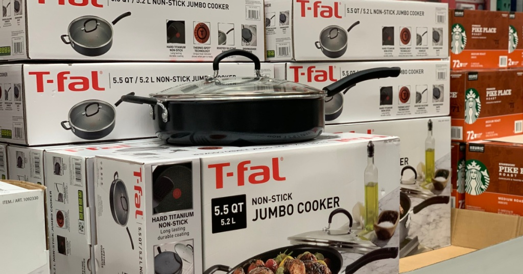 T-Fal Jumbo Cooker
