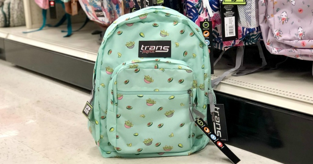 trans by jansport backpacks at target
