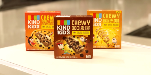 KIND Kids Granola Bars Only $1.50 After Cash Back at Target (Just Use Your Phone)