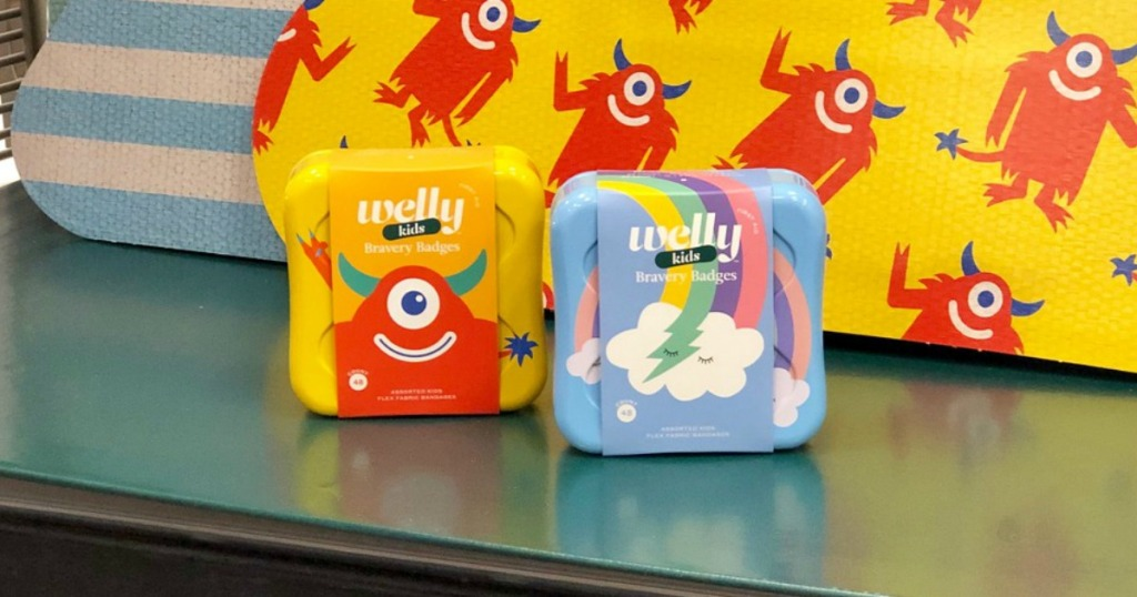 welly first aid products at target