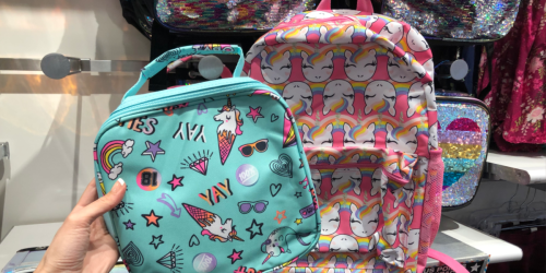 Up to 70% Off The Children's Place Backpacks & Lunch Boxes + Free Shipping