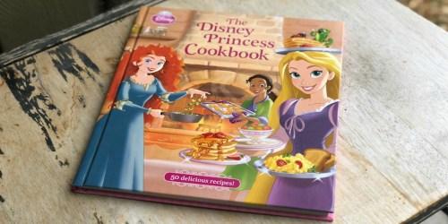 Up to 60% Off Disney Princess Books on Amazon or Walmart.com