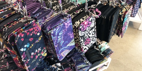 Up to 50% Off Vera Bradley Bags & Accessories