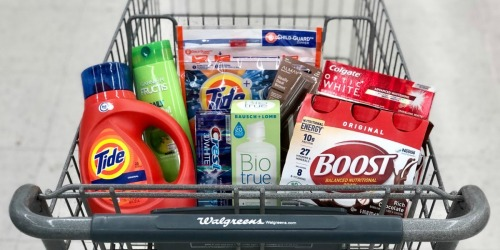 Walgreens Deals 8/25-8/31