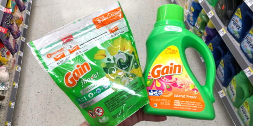 Gain Laundry Products Only $2.99 at Walgreens | In-Store & Online