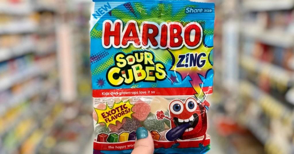 haribo sour cubes at walgreens