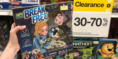 Up to 70% Off Toys at Target | Break Free, Barbie & More