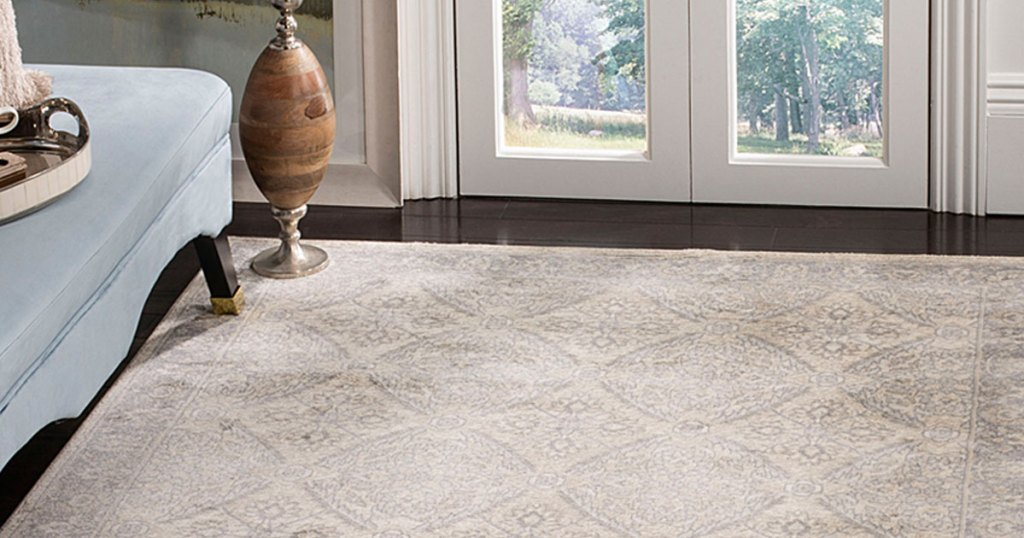 Up to 75% Off Safavieh Rugs + Free Shipping