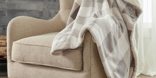 Plush Sherpa & Velvet Throws Only $14.99 at Zulily (Regularly $50)