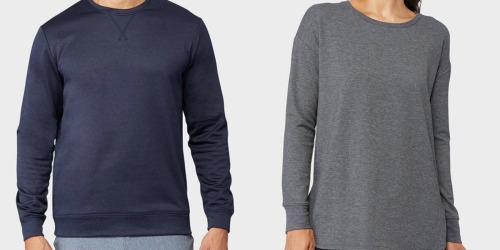 32 Degrees Sweatshirts & Pants Just $11.99 Each Shipped (Regularly up to $40)