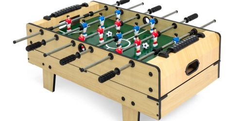 4-in-1 Table Game Set Just $69.99 Shipped (Regularly $144) | Air Hockey, Table Tennis & More