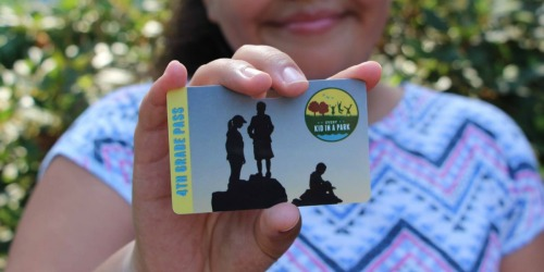 Free National Parks Annual Pass for Families with 4th Graders