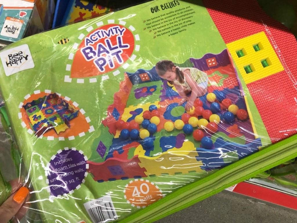 ALDI Activity Ball Pit