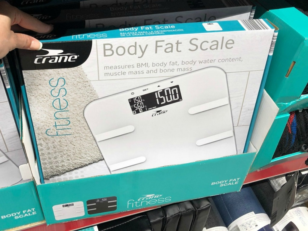 ALDI Body Fat Scale