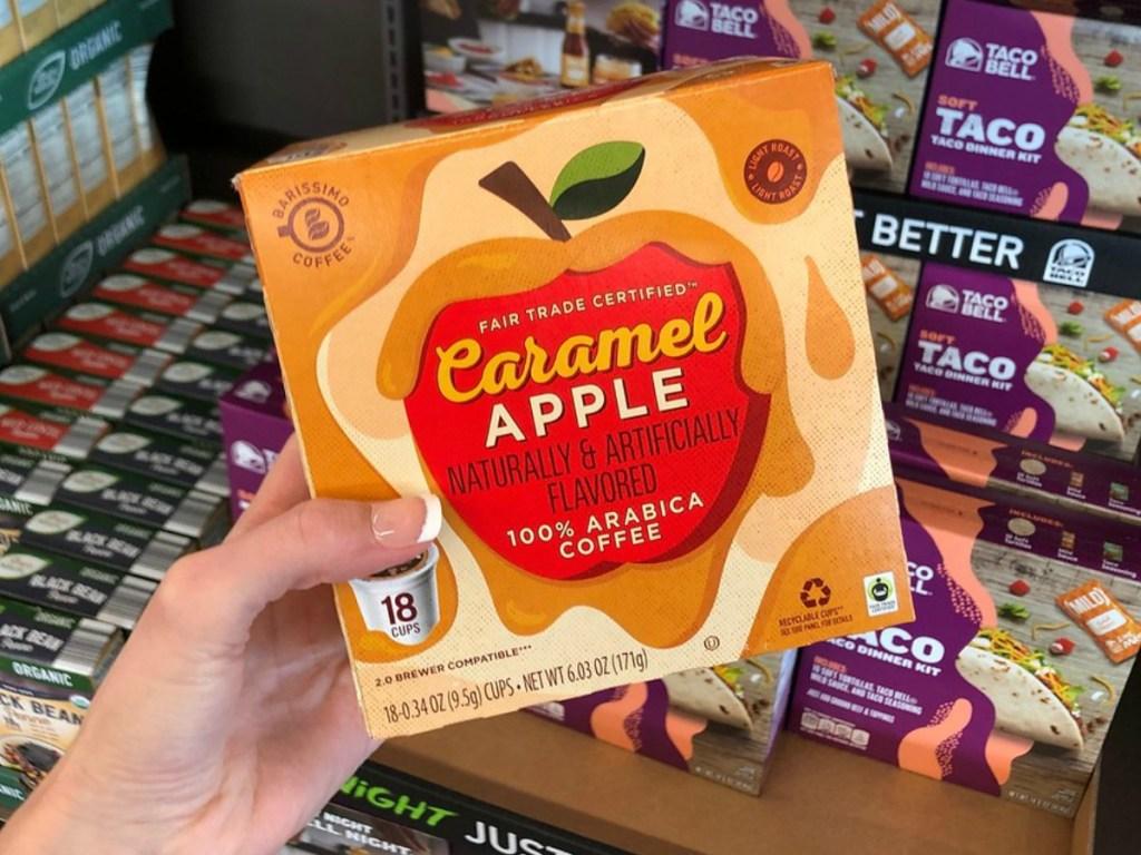 ALDI Caramel Apple K-Cups-2