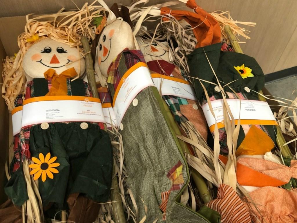 ALDI Scarecrows