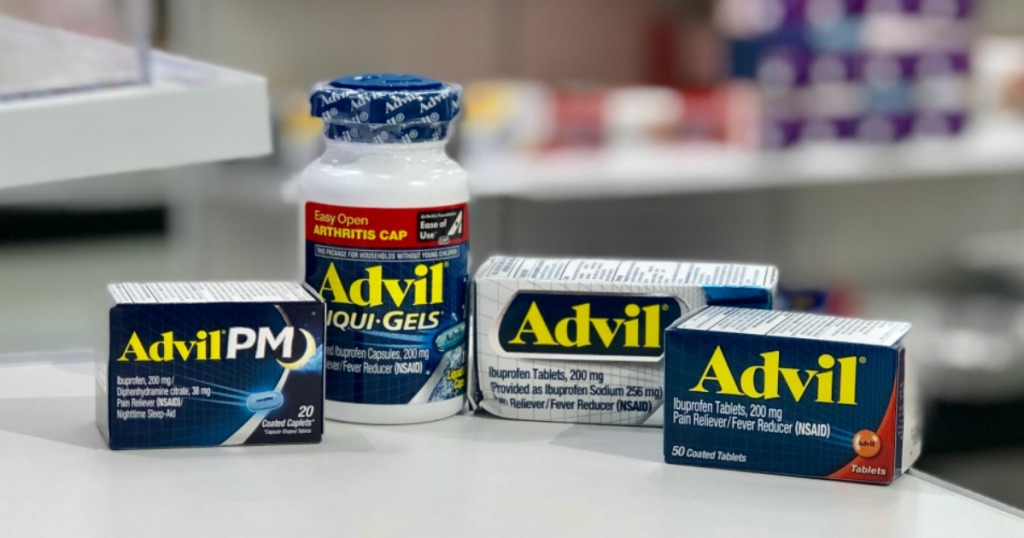 Advil products