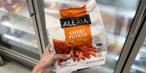 Alexia Fries & Onion Rings Only $1.49 After Cashback at Target