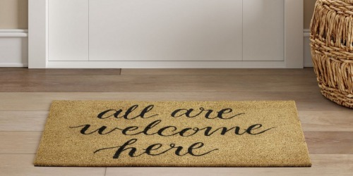 Up to 30% Off Rugs & Furniture on Target.com